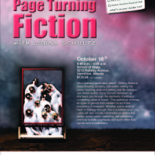 Write a Page Turning FIction